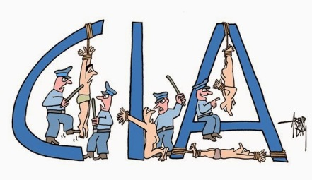 Image result for cia caricature
